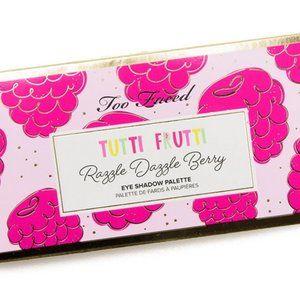 Too Faced Tutti Frutti Razzle Dazzle Berry